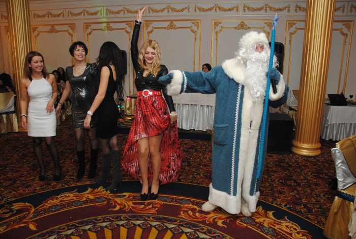 Дед Мороз ведущий на новогодний корпоратив