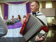 Свадебный ведущий тамада баянист