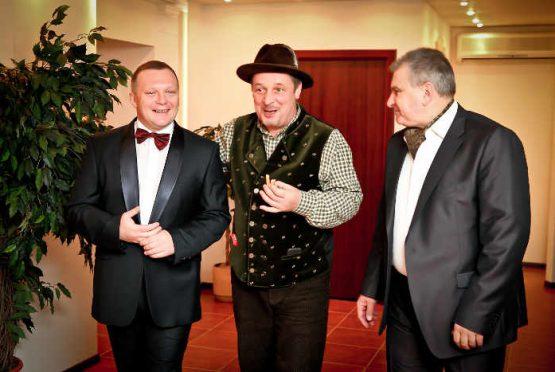 Ведущий корпоративных вечеринок, новогодних корпоративов, Вадим Веселов.