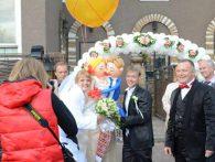 Свадебный ведущий организация встречи молодожёнов