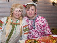 Русский народный праздник юбилей