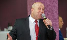 Свадебный тамада, поющий ведущий на свадьбу, юбилей, корпоратив Юрий Стажила.