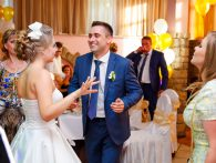 Дискотека на свадьбе