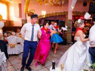 Танцевальный конкурс на свадьбе