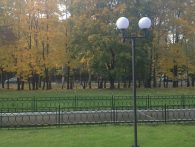 Кафе Камея Красногорск осенний парк