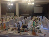 Кафе Камея Красногорск праздничный стол