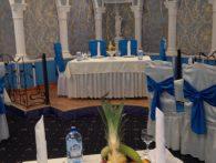 Свадебный зал в ресторане Белая ночь