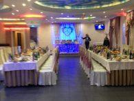 Свадебный зал ресторан Ночь