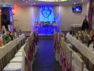 Свадебный стол в ресторане Ночь