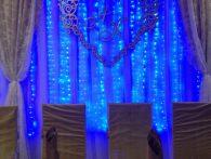 Свадьба в ресторане Ночь