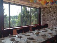 Valesko Hotel&Spa праздничный стол