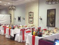 Свадебный зал для свадьбы юбилея корпоратива в Химках