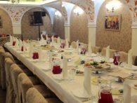 Праздничный стол ресторан Добрыня