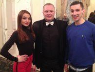 Quick Change Show и Ведущий Вадим Веселов