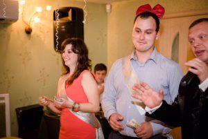 сбор денег на девочку и мальчика на свадьбе