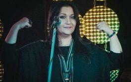 Катерина Балыкбаева джазовая певица
