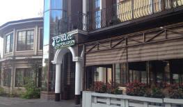 Центральный вход в Кафе-Чайхана Дюшес Люберцы
