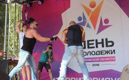 Русский характер экстремальное шоу