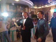 Ведущий на свадьбу в ресторане Капра
